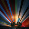 Quaint thrills only drag down East German balloon escape film