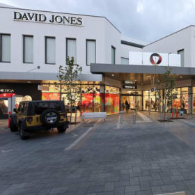 David Jones and Coles are the key tenants at Claremont Quarter in Perth's western suburbs. (NO CAPTION PROVIDED)