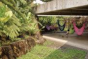 A subtropical garden in Bundjalung, NSW, designed by CHROFI