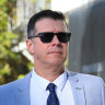 Former Ipswich mayor Andrew Antoniolli guilty of fraud