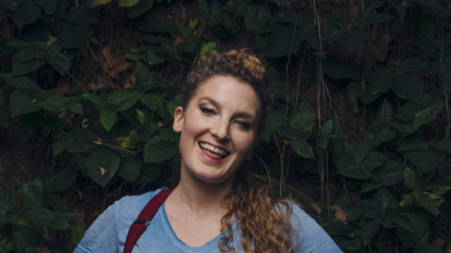 Alice Fraser's journey from commerce to comedy