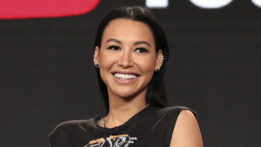 Glee star Naya Rivera is missing and being searched for at a Southern California lake.