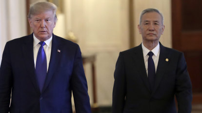 US-China declare trade war truce with 'phase one' deal