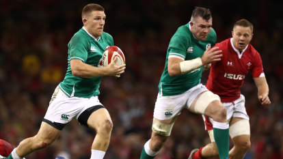 Ireland spoil Gatland's Cardiff farewell and offer gift to All Blacks