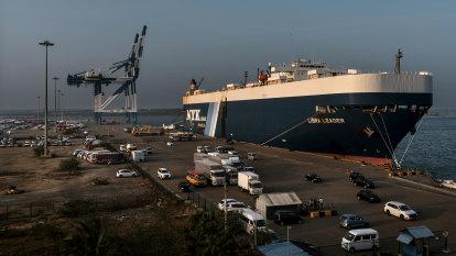 Sri Lanka halts port deal with India and Japan