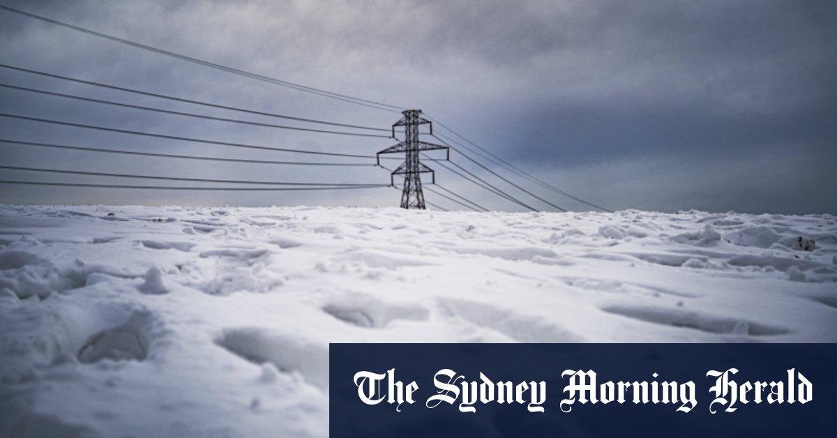 Texas deep freeze puts Macquarie profit on front burner – Sydney Morning Herald