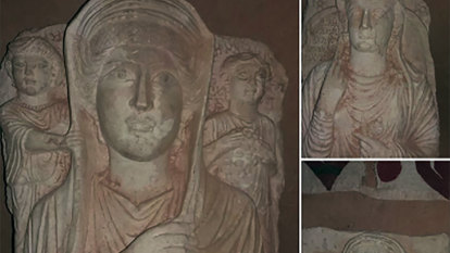 'Loot to order': Facebook a vibrant market for war-zone antiquities