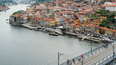 The city of Porto, in Portugal. Portugal has defied critics who insisted on austerity as the way out of economic and financial crisis.