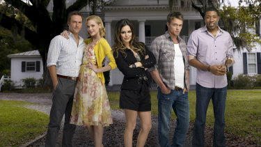 Hart of Dixie: about as wholesome as TV shows can get.
