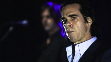 Nick Cave was no fan of the Riverstage's curfew when he played there in 2017.