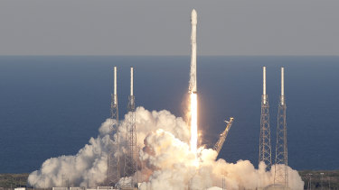 No Australian companies are launching satellites, meaning they have to join queues with overseas companies.