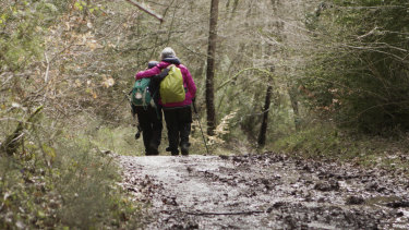 The Catholic pilgrimage route has been in use on and off for more than 1000 years.