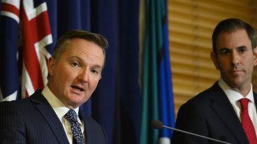 A central message from shadow treasurer Chris Bowen is that these changes do not affect mainstream voters.