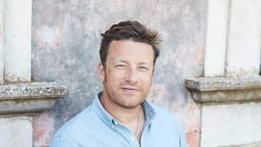 "Jamie Oliver: A ""very white man""."