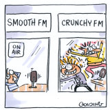 Australia's national radio and television school is interviewing for a new boss. Illustration: Matt Golding