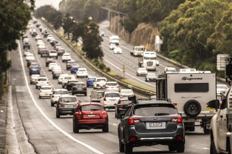 Commuters are using their cars more since the outbreak.