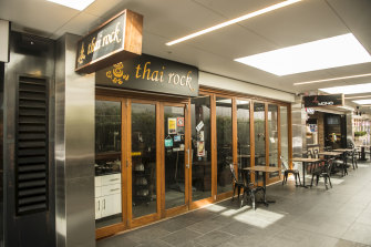 The Thai Rock restaurant at Stocklands Mall in Wetherill Park has been linked to an increasing number of coronavirus cases.