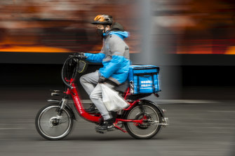 HungryPanda is facing a challenge from riders who say they were incorrectly classed as independent contractors.