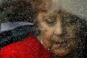 Angela Merkel will leave once a new coalition government is formed.