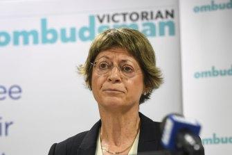 Ombudsman Deborah Glass believes the lockdown of housing commission towers was unlawful.