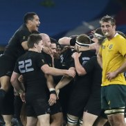 All Blacks have nothing to worry about – or do they?