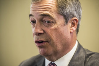 Delightful Nigel Farage calls OZschwitz Turnbull a 'snake' at conservative conference C43b6002c24b66eb43d6a392d367154672eb7400