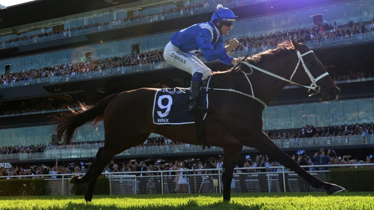 Godolphin is sending Benbatl to take on Winx in the Cox Plate.