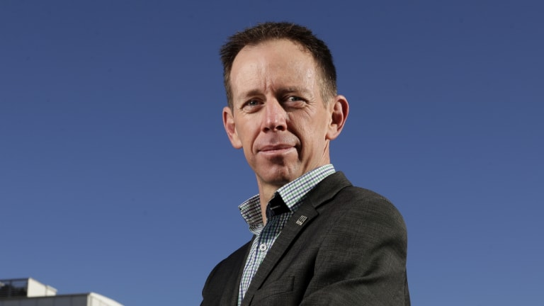 Shane Rattenbury, ACT climate minister, wants protections for the territory if the energy plan is to proceed.