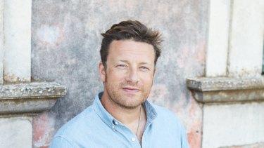 """Jamie Oliver: A """"very white man""""."""