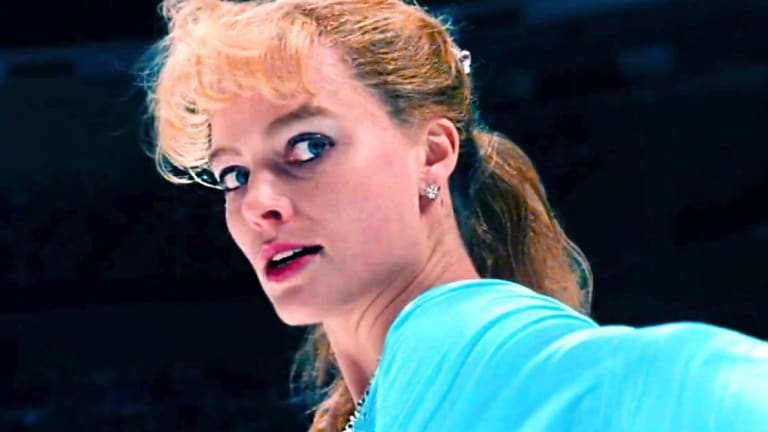 Margot Robbie starred in I, Tonya.