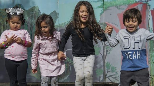Aboriginal children healthier than ever but generations behind peers