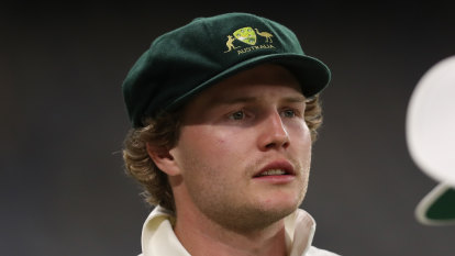 Bancroft, Burns in Test squad as Pucovski withdraws due to 'mental wellbeing'