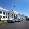 Howard govt planned change for Old Parliament House, Portrait Gallery