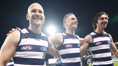 I want Selwood to be a premiership captain: Ablett