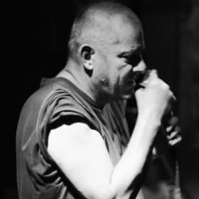 Singer-songwriter Chris Wilson.