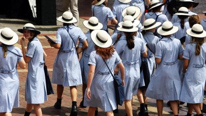 Catholic schools given free rein to spend $230m taxpayer 'slush fund'