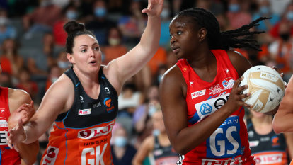 Netball NSW hits out at Netball Australia over handling of fines for COVID-19 breaches