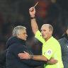 Fuming Mourinho blasts VAR after Tottenham loss to Southampton