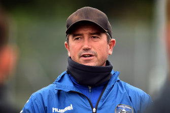 Harry Kewell has been sacked by Oldham Athletic.