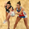 NSW Swifts fighting for finals netball