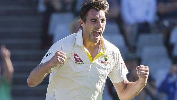 Pat Cummins leads stunning Australian fightback against South Africa