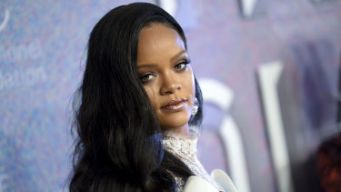Rihanna will be the first woman to launch a brand for the French conglomerate LVMH.