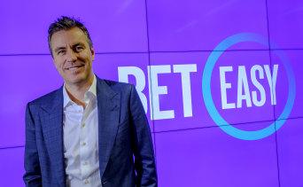 Matt Tripp's CrownBet will relaunch as BetEasy in mid-August.