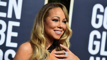 Wooed by Riyadh: Mariah Carey.