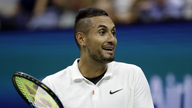 Nick Kyrgios is awaiting the outcome of ATP investigations to know whether he will be suspended from the tour.
