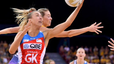 Across the NSW Swifts, the Giants and Netball NSW alone, staff have been forced to take leave, reduced their hours or in some cases, have been terminated altogether.