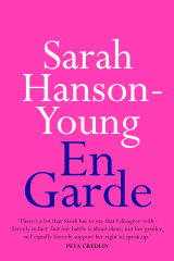 <i>En Garde</i> by Sarah-Hanson Young.