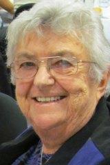 Enid Borschmann: highly respected teacher and principal.