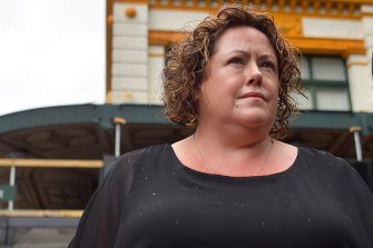 Former NAB staffer Rosemary Rogers  faces multiple counts of dishonestly obtaining financial advantage by deception and corruptly receiving benefits of varying amounts of money.