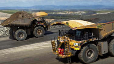 Miners have run out of losses to write off against profits to reduce tax.
